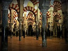 La Mezquita. Córdoba.-