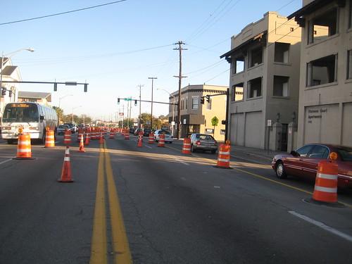Main Street Construction