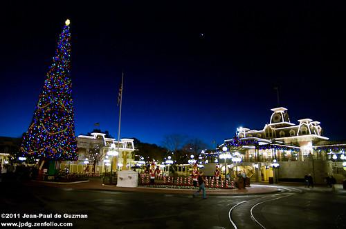 Main St. USA - Magic Kingdom, Walt Disney World