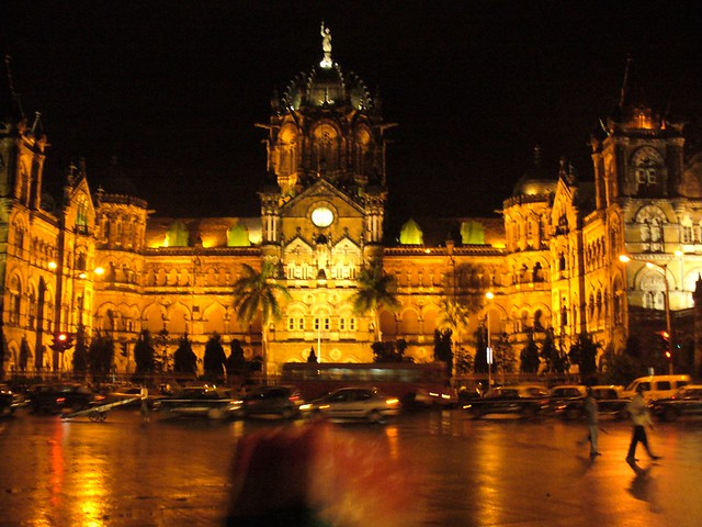 Chhatrapati Shivaji Terminus, Mumbai pt ii.