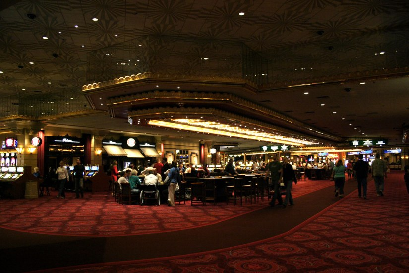 MGM Grand Casino Floor