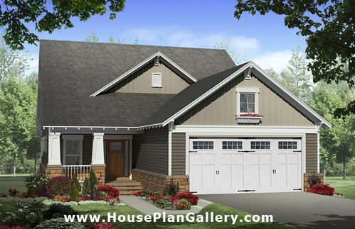 HousePlanGallery.com - HPG-2300B - House Plans