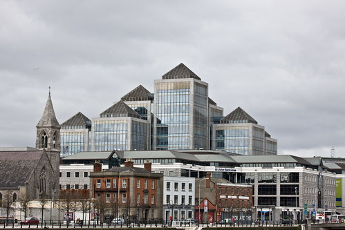 ULSTER BANK - DUBLIN CITY CENTRE by infomatique