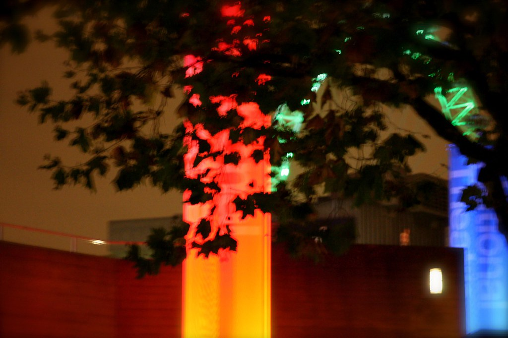 The Colours of South Bank