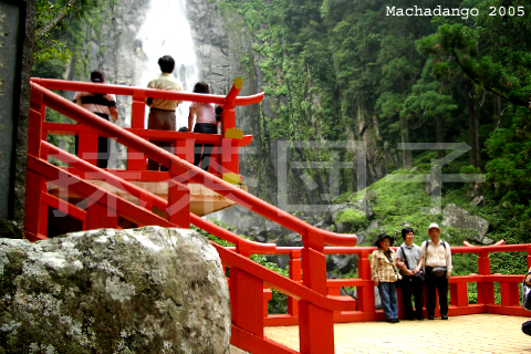 [05.07] 最接近瀑布的觀景台