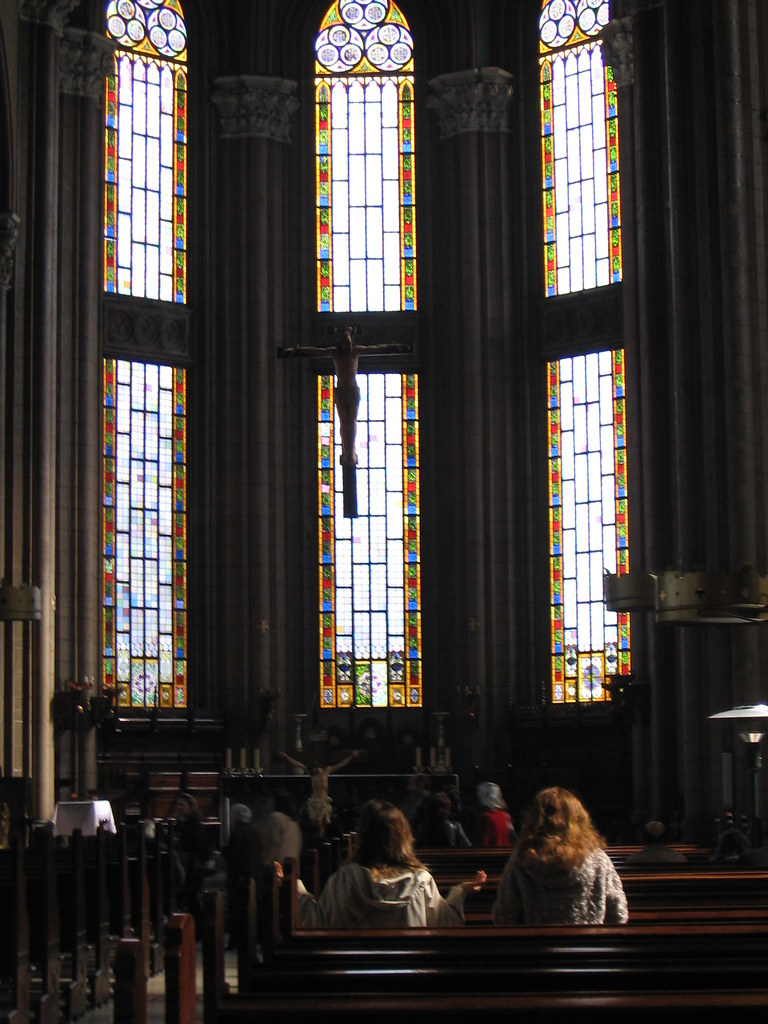 Inside St. Anthony by Gannon