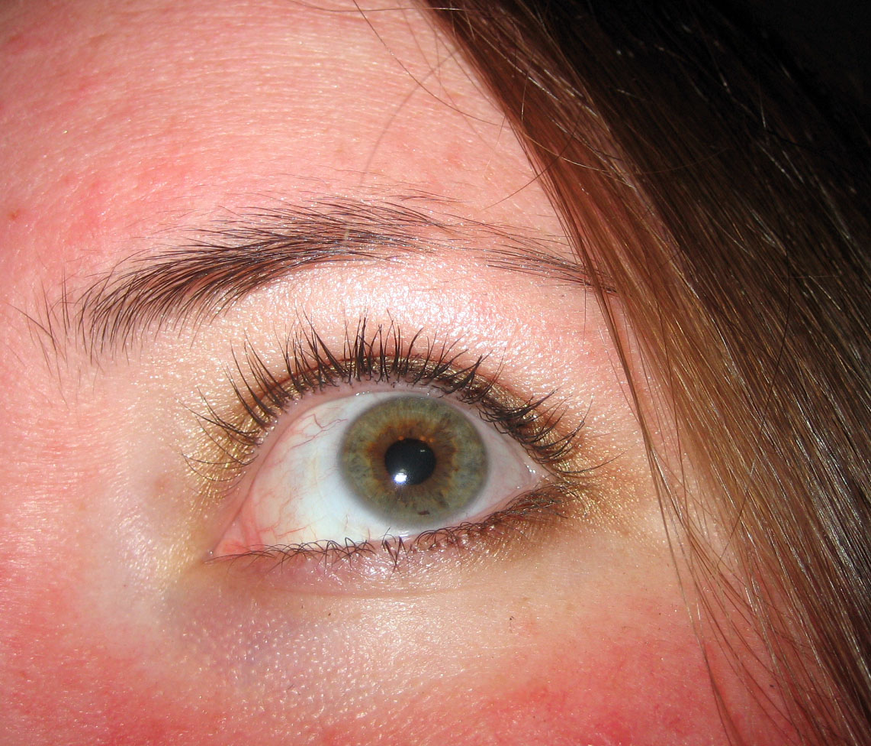 pure hazel eye contacts