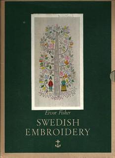 Eivor Fisher, Swedish Embroidery