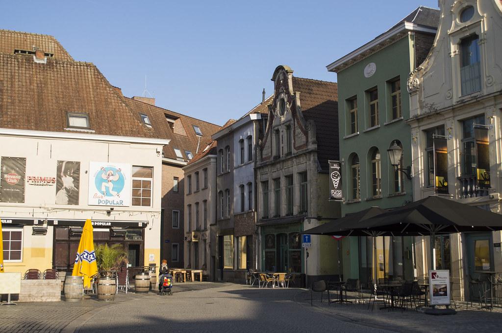 Mechelen Fish Market