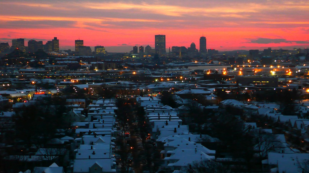 boston at dusk 14Dec07