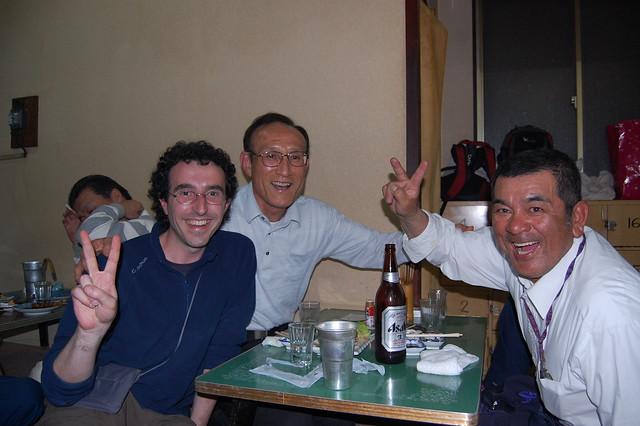cena a Kagoshima in Giappone
