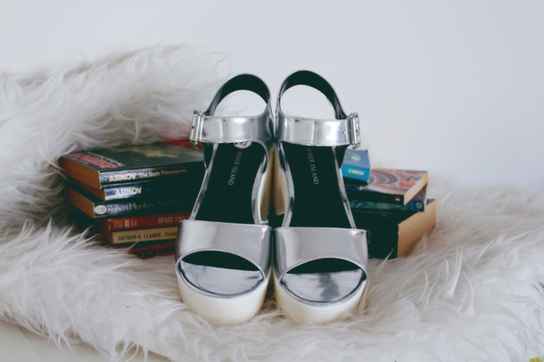 Get The Look: The Sci-Fi Summer Shoe