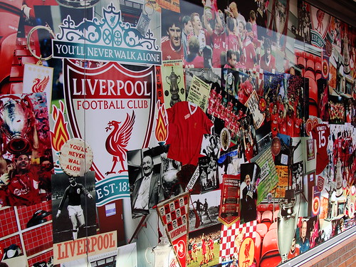 Liverpool FC photowall