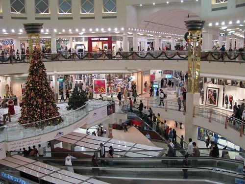 City Centre shopping mall, Dubai by Bhakti Dharma - Amsterdam CC Flickr
