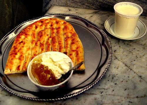 My very first breakfast inTabriz by mohammadali