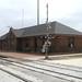 Amtrak Station, Mt. Pleasant, Iowa