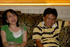 Yenny Agustin & Bony Putra : Pasangan yg paling cute