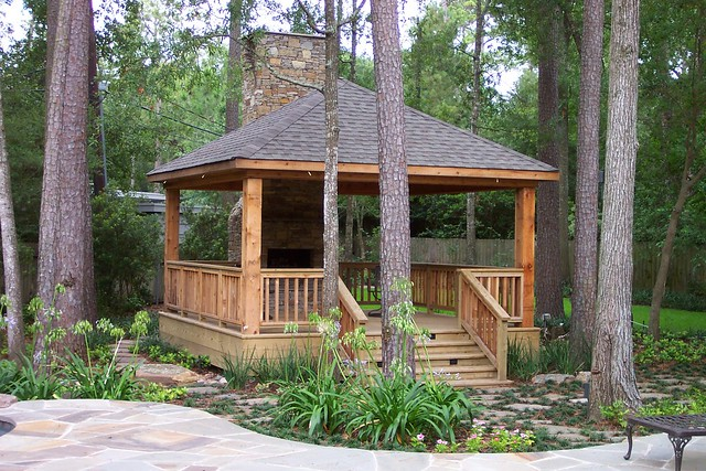Outdoor Shower Stall Plans