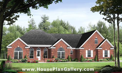 HousePlanGallery.com - HPG-1992 - House Plans