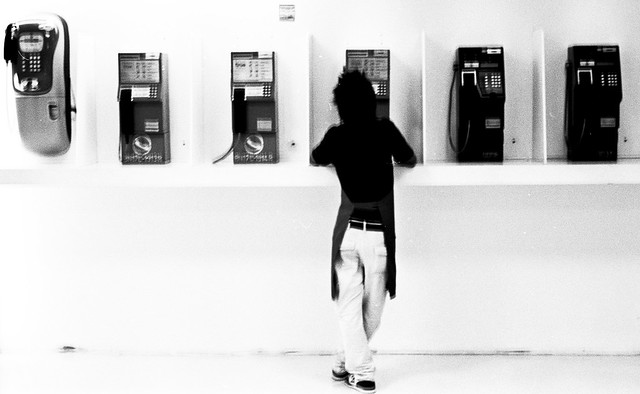 "Telephones - Bangkok ;   ""City Of Angels"""