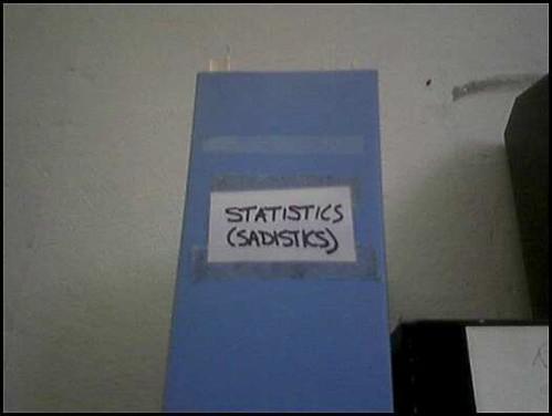 Statistics / Sadistics Folder at the University of Illinois at Urbana-Chamapaign Illinois