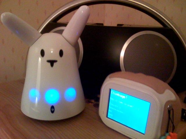 Battle of the ambient Internet appliances