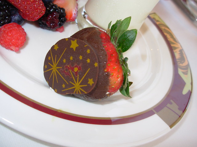 Chocolate Covered Strawberry - Palo