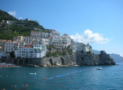 Minor, Amalfi Coast, Italy