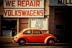 we repair volkswagens