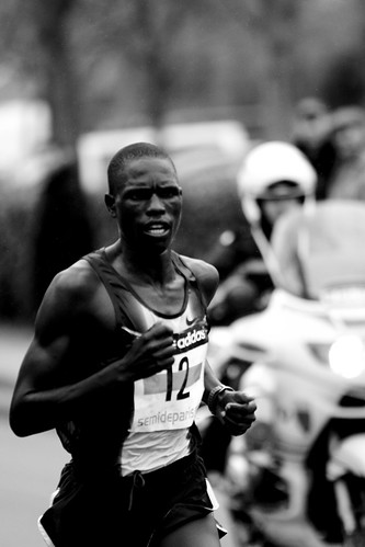 Semi Marathon de Paris 2008 – Selection