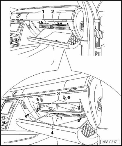 2007 Audi Q7 Engine