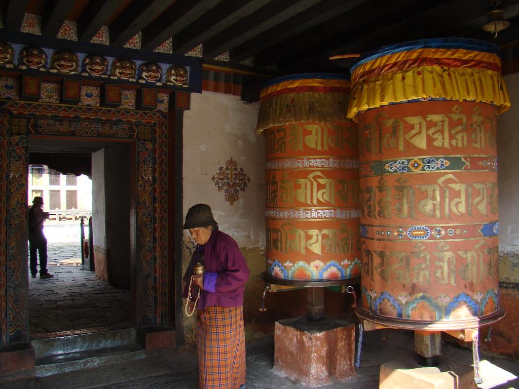 Bhutan Bumthang Monasterio Jambey Lhakang 04