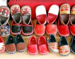Little handmade shoes - Turkey