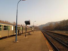 Rothau train station