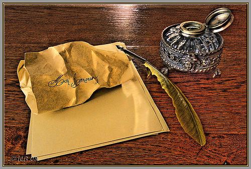 La lettre ... (My Love)