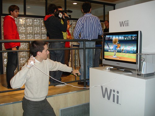 Presentación Wii