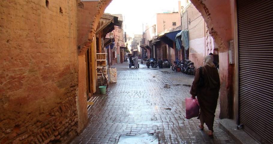 Medina de  Marrakech 10 Marruecos