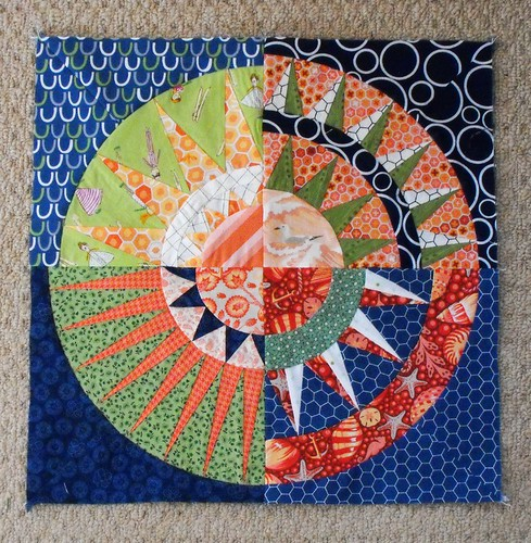 New York Beauty - Canadians Travelling Quilt