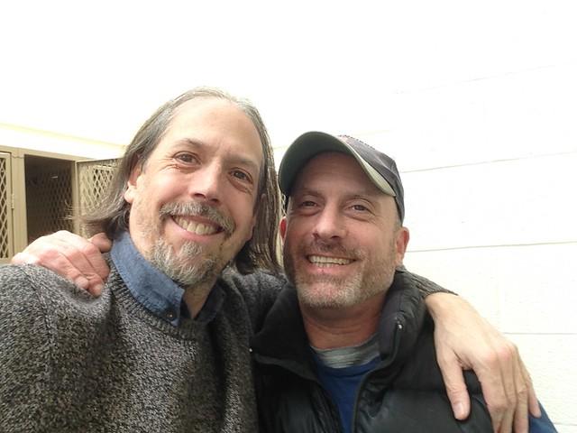 My good friend the wonderful drummer Dave Lewitt