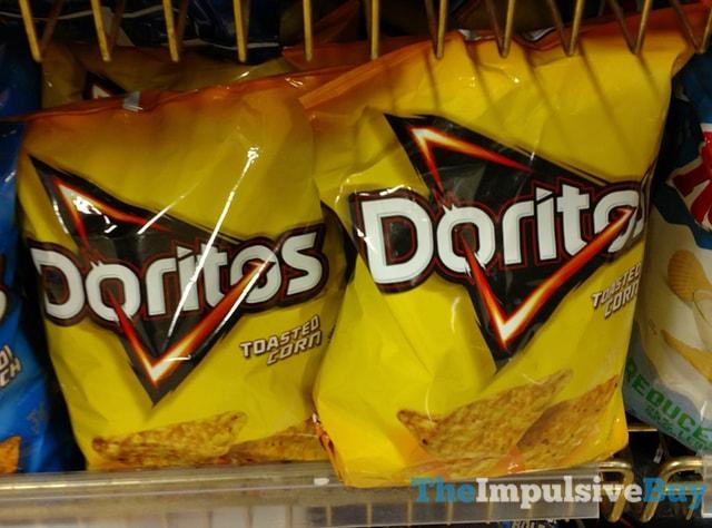 Doritos Toasted Corn Tortilla Chips (2017)