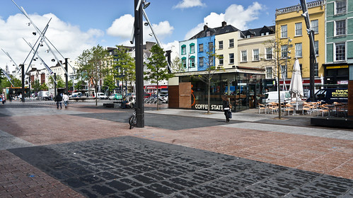 Cork is the second largest city in the Republic of Ireland by infomatique