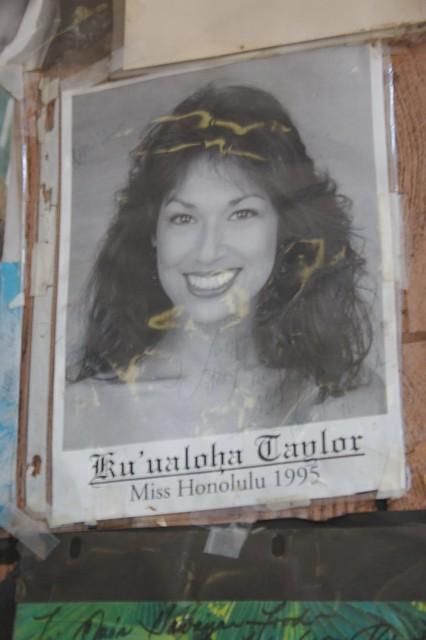 Aloha Taylor Miss Hawaii 1996