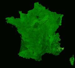 France by Proba-V