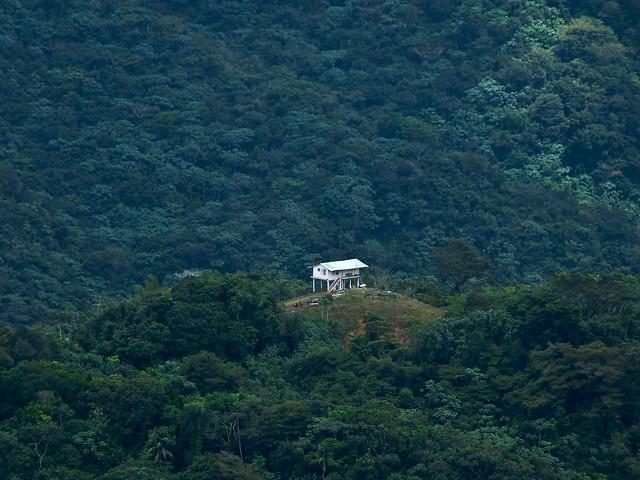 Map Cordillera Central La Puerto Nacional El Rico Yunque Parque El