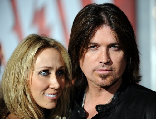 Leticia Tish and Billy Ray Cyrus
