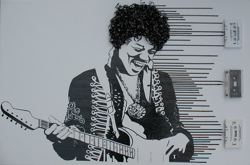Ghost in the Machine- The Hendrix Experience