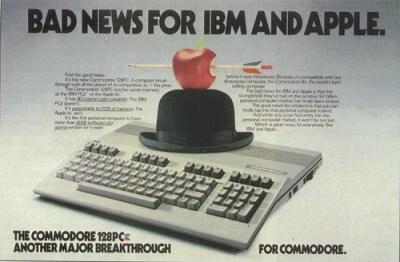 Bad News IBM & Apple