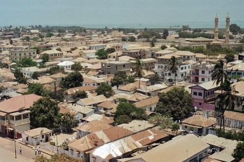 Banjul - CC Guillaume Colin & Pauline