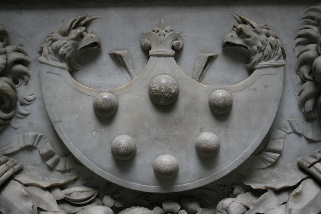 Medici Family Crest by Context Travel