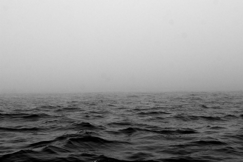 through the fog...